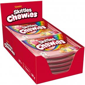 Skittles Chewies 10x38g