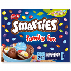 Smarties FamilyFun 90g
