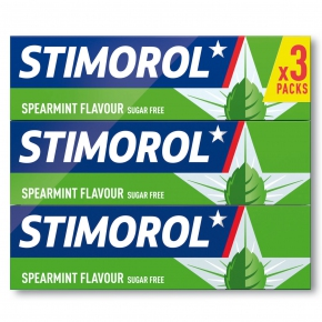 Stimorol Spearmint 3er