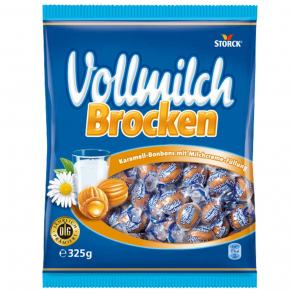Storck Vollmilch Brocken 325g