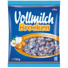 Storck Vollmilch Brocken 750g