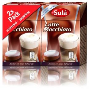 Sulá Minis Latte Macchiato zuckerfrei Mini-Box 2er