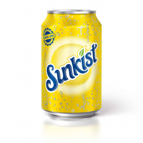 Sunkist Lemon-Lime 330ml