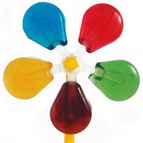 Sweet'n Fun Windmill Lollipop