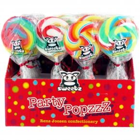 Sweetz Party Popzzz Psychy Pops 24er