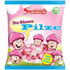 Swizzels Die Süssen Pilze