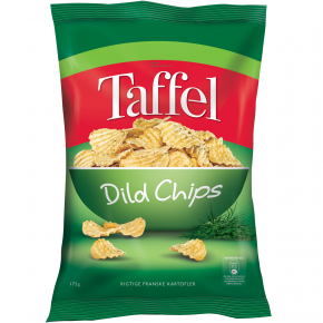 Taffel Dild Chips