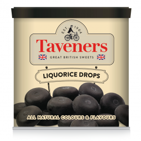 Taveners Licorice Drops