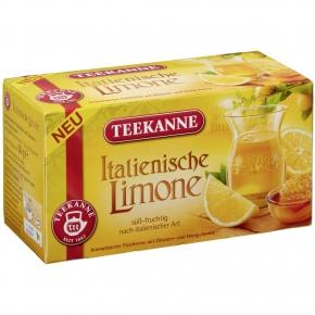 Teekanne Italienische Limone 20er