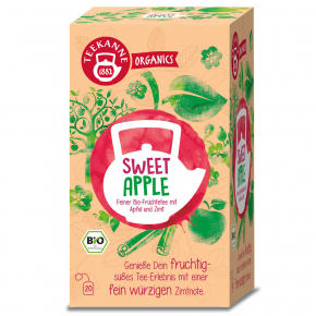 Teekanne Organics Sweet Apple 20er