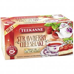 Teekanne Strawberry Cheesecake 18er
