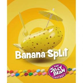 The Jelly Bean Factory Gourmet Banana Split 100g