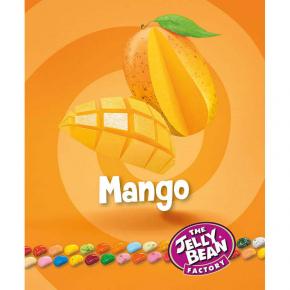 The Jelly Bean Factory Gourmet Mango 100g