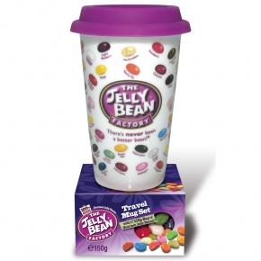 World of Sweets. Стаканчик для кофе в подарок при покупке сладостей от Jelly Bean Factory на сумму от 25 Евро