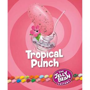 The Jelly Bean Factory Gourmet Tropical Punsch 100g