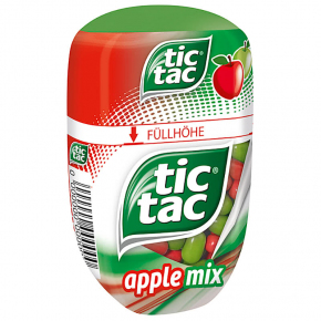 tic tac Apple Mix 98g