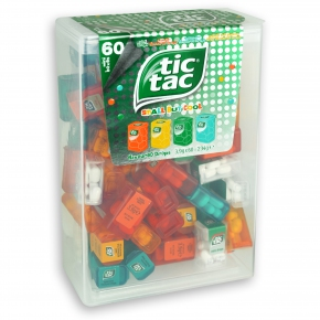 tic tac Lilliput 60 Mini-Boxen