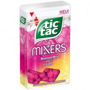 tic tac Mixers Beeren Mix - Limo 49g