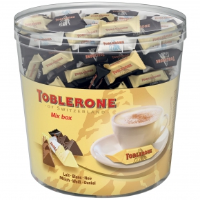Toblerone Tiny 113er Mix Box