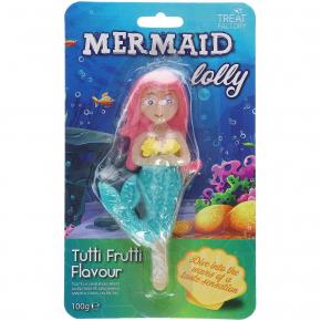 Treat Factory Mermaid Lolly 100g