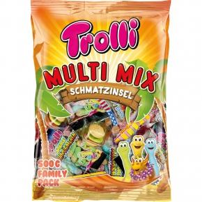 Trolli Multi Mix Schmatzinsel 500g