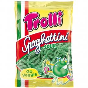 Trolli Spaghettini Sour Apfel