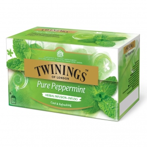 Twinings Infusions Pure Peppermint 25er