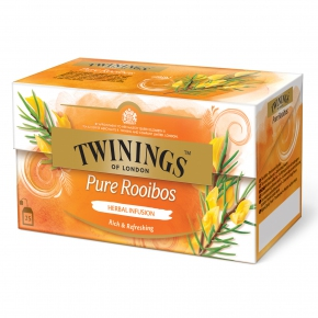 Twinings Infusions Pure Rooibos 25er