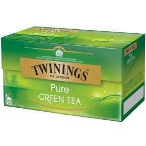 Twinings Pure Green Tea 25 Teebeutel