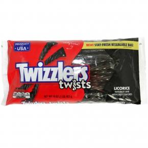 Twizzlers Twists Licorice