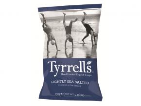 Tyrrells Lightly Salted 150g