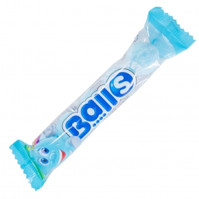 Rocket Balls Brausebälle Brombeere 5er