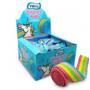 Vidal Unicorn Rolls 24er