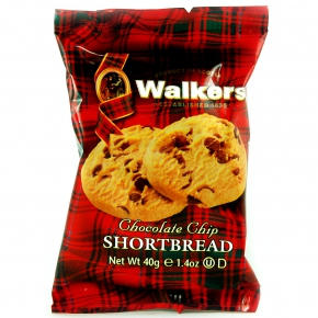 Walkers Chocolate Chip Shortbread 2er