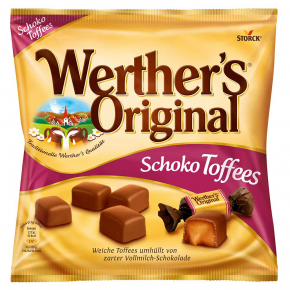 Werther's Original Schoko Toffees 180g