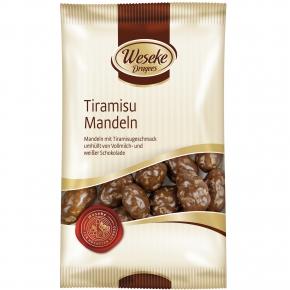 Weseke Tiramisu Mandeln 125g