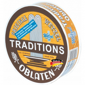 Wetzel Traditions-Oblaten 10er
