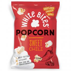 White Bites Popcorn Sweet Chili 80g