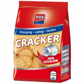 XOX Cracker fein gesalzen