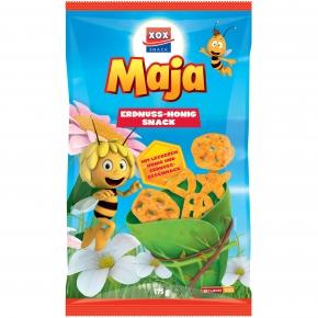 XOX Maja Erdnuss-Honig Snack