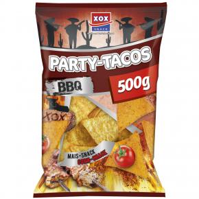 XOX Party Tacos Barbecue
