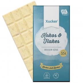 Xucker Kokos & Flakes 100g