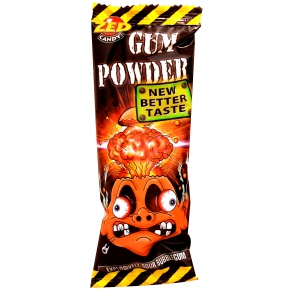 ZED Candy Gum Powder