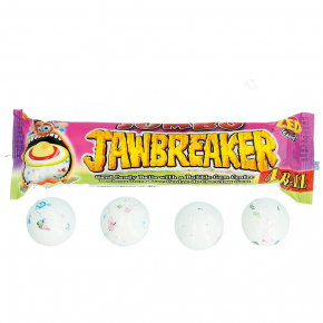 ZED Candy Jumbo Jawbreaker 4er