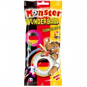 ZED Candy Mammouth Monster Wunderball Fussball Fieber am Stiel