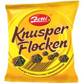 Zetti Knusperflocken Vollmilch