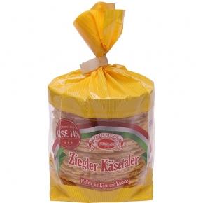 Ziegler Käsetaler Waffeln mit Käse und Kümmel 150g