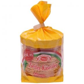 Ziegler Käsetaler Waffeln mit Käse 150g