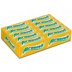 Airwaves Cherry Menthol 30 12er Online Kaufen Im World Of Sweets