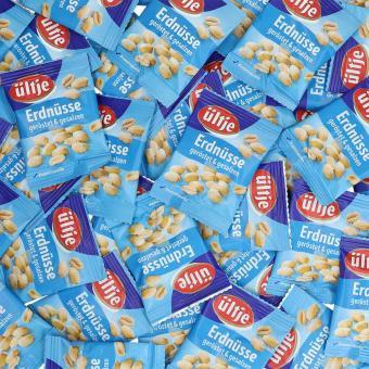 ültje Erdnüsse geröstet & gesalzen 125x20g
